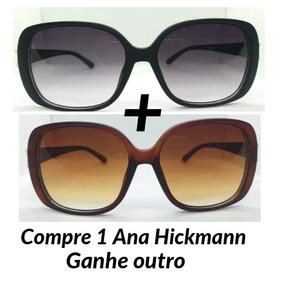 Promoção Óculos Solar Ana Hickmamn De Sol - Óculos no Mercado Livre ... f55cbd6d02
