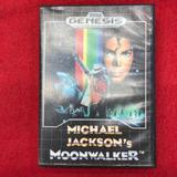Michel Jacksons Moonwalker Sega Genesis