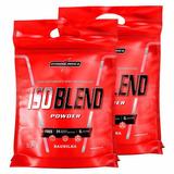 Iso Blend 900g - Integralmédica Suplemento Promoção