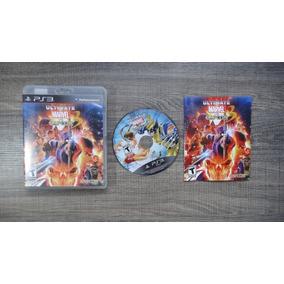 Ultimate Marvel Vs Capcom 3 Ps3 - Mídia Física Lkr