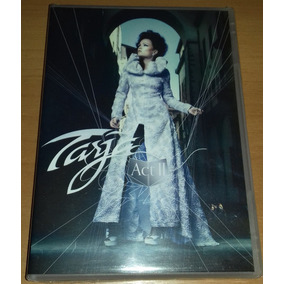 Tarja - Act Ii (dvd Duplo) Lacrado (ex Nightwish)