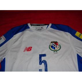 Panama Seleccion Jersey Futbol Soccer 2018 Eliminatoria Visi d6146957f7704