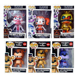 Foxy Bonnie Chica Funtime Freddy Baby Fnaf Simil Funko