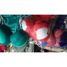 Lencería Conjunto Rosa Con Corazones - Ropa Interior de Mujer en ... 5f6af6d1fd61