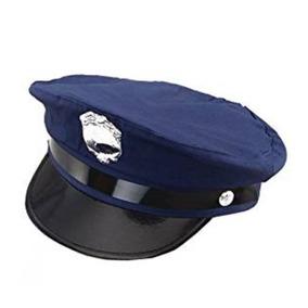 Gorra De Policia Estatal - Cotillón en Mercado Libre México f0376a1b562