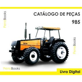 Catálogo Peças Trator Valtra Valmet 985