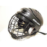 Casco Protector Ccm Hockey Rendija Bauer 56-58cm J326