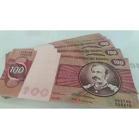 Cédula / Nota Antiga De 100 Cruzeiros C146 Sob+ De 1974