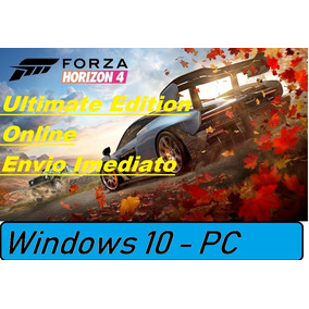 Forza Horizon 4 Ultimate Edition Pc Digital