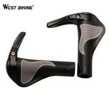 Punho Westbike Com Hand Bar Ergonômico