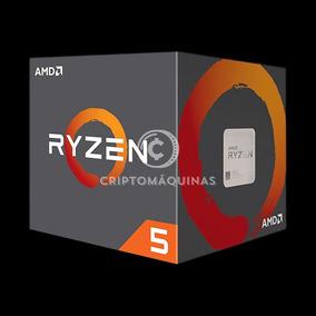 Criptomáquinas // Amd Ryzen 5 1500x Procesador Gaming Pro