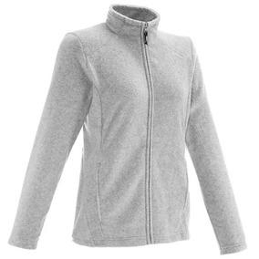 Blusa Fleece Masculina De Trilha Mh100. São Paulo · Jaqueta Fleece Polar  Frio Inverno Quente Feminina C zíper 6df21f36934d2