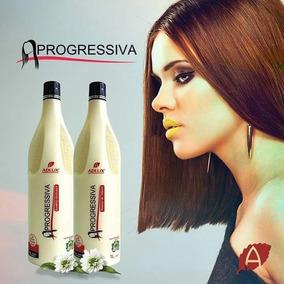 Kit Progressiva Orgânica Adlux Sem Formol 1l
