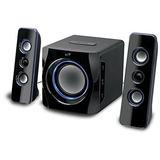 Bocinas Sistema De Audio Inalambrico Con Bajo Ilive