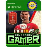 Fifa 18 Xbox One No Codigo Offline