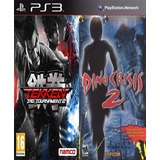 Tekken Tag Tournament 2 & Dino Crisis 2 Digital Ps3
