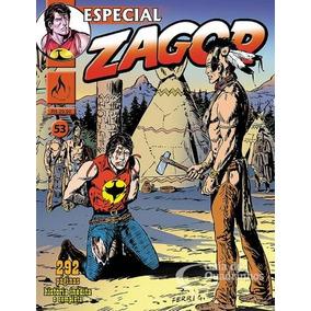 Revista Hq Gibi - Zagor Especial 53 - Quadrinhos
