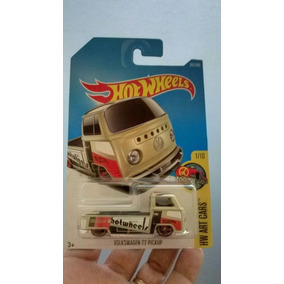 Miniatura Hotwheels Kombi T2 - 3 Modelos Por Um Só Preço