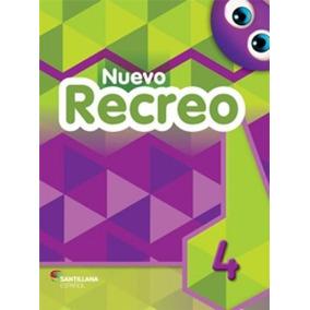 Nuevo Recreo 4 - Libro Del Alumno Con Cómic Interactivo Y M
