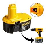 Bateria 14,4v 1.3 Mah Xrp Dewalt Dc9091 P/ Todos Modelos