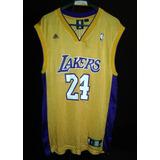 Camisa Basquete Réplica Dos Los Angeles Lakers 24 Kobebryant no ... 0bce9fe9a3428