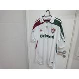 Camisa Fluminense 2011 Branca no Mercado Livre Brasil d861476cd8670