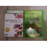 Project Gotham Racing 3 Y Xbox Live Arcade Unplugged Xbox360