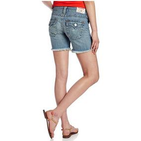 True Religion Jeans Short Para Dama Talla 29. Seven,tory,mk.