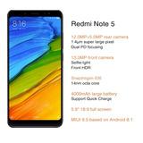 Xiaomi Redminote 5