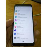 Google Pixel 3 64gb Preto 1 Mês De Uso Case +pelicula