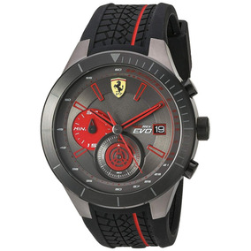 Relógio Masculino Ferrari Modelo 830341 - Novo E Original