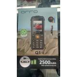 Celular Orro Q1 Idoso Lanterna Rádio Fm Led 2500mah Original