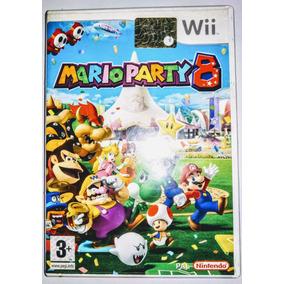 Wi - Mario Party 8 (italiano) - Original Europe