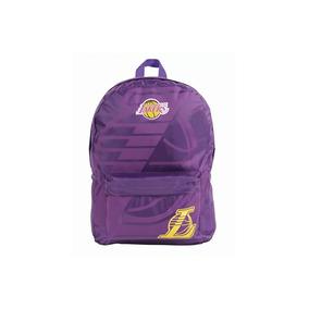 Mochila Lakers Adidas - Mochilas Escolares para Meninas no Mercado ... a2f25b8553a