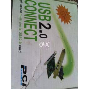 4 Port Usb 2.0 Pci Card