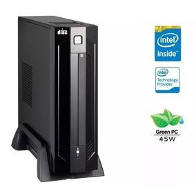Mini Pc Intel Dual Core 2.41 Ghz- Memória De 4gb, Ssd 120gb