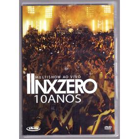 Dvd Nx Zero Multishow Ao Vivo 10 Anos Frete Gratis