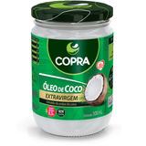Óleo De Coco 500ml Copra Extra Virgem