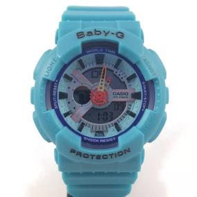ad1e9c23cc3 Relogio Feminino G Shock Rosa - Relógios no Mercado Livre Brasil