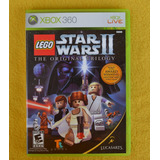 Lego Star Wars 2 The Original Trilogy Xbox 360 Play Magic