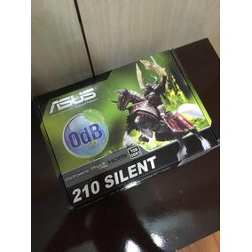 Placa De Vídeo Asus Geforce 1gb/ddr3 ( Com Defeito )