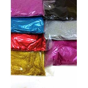 Glitter Gliter Em Pó Pacote 500 Gramas Envio Imediato