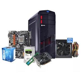 Cpu Pc Gamer Pentium 7g Hd 1tb 8gb Ddr4 Gtx1050 2gb +brinde