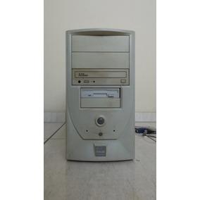 Pentium Iii 650mhz + Hd 40gb + 256mb + Vídeo E Som Offbord