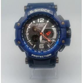Relógio Masculino G-shock Azul Marinho Lindo