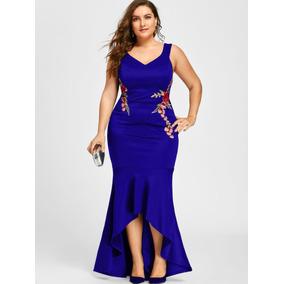 Accesorios para vestido azul de noche