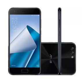 Celular Asus Zenfone 4 Preto Ze554kl 128gb 4gb Tela 5.5