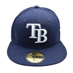 Gorra Tampa Bays Rays 59fifty New Era 7 1 8 Beisbol Lmp 5de56aec40b