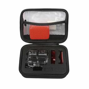 Kit Case Shoot Gopro 5 E 6,caixa Estanque,bóia,sílica,filtro
