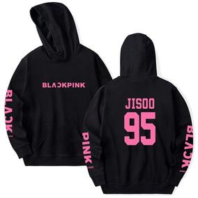 Sudadera Kpop Blackpink Logo Envio Gratis